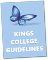 Kings College Guidelines